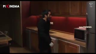 سکانس فیلم پل خواب قتل پیرزن از خود راضی و دوستش توسط شهاب(ساعد سهیلی)