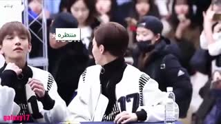 رابطه جالبه SEVENTEEN با پرسنل و منیجرشون ^^ (خیلی باحاله~~~ بدبختا رو دق آوردن :)