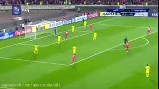 خلاصه بازی پرسپولیس 1- 1السد /صعود پرسپولیس به فینال