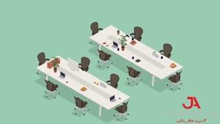 تولید مبلمان اداری مدرن، طراحی و دکوراسیون داخلی tjco.org