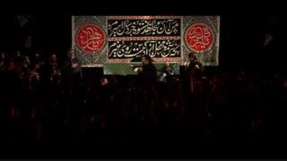 سلام عزیز پرپرم-شور-اربعین95-هیأت رایت العباس ع-محمود کریمی