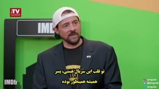 گفتگوی IMDB با بازیگران سریال ابرقهرمانی Daredevil (زیرنویس فارسی)