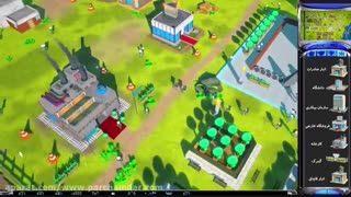 انیمیشن زیبای اقتصاد مقاومتی به سبک بازی های استراتژی