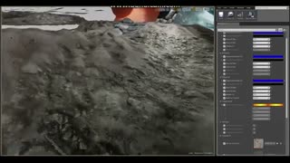 Overview | UE4 Adv. Tess. Disp. Landscape Material