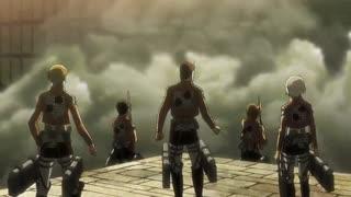 فصل اول قسمت 10 Attack On Titan دوبله فارسی