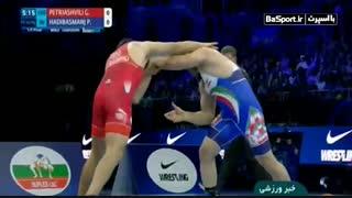 آیا عملکرد ضعیف تیم های کشتی ایران در المپیک جبران میشود؟